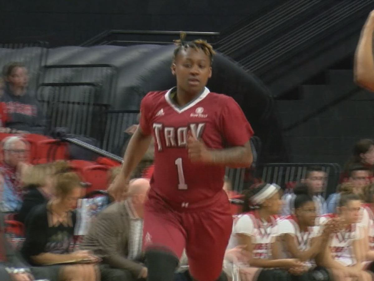 Troy preps for rival South Alabama