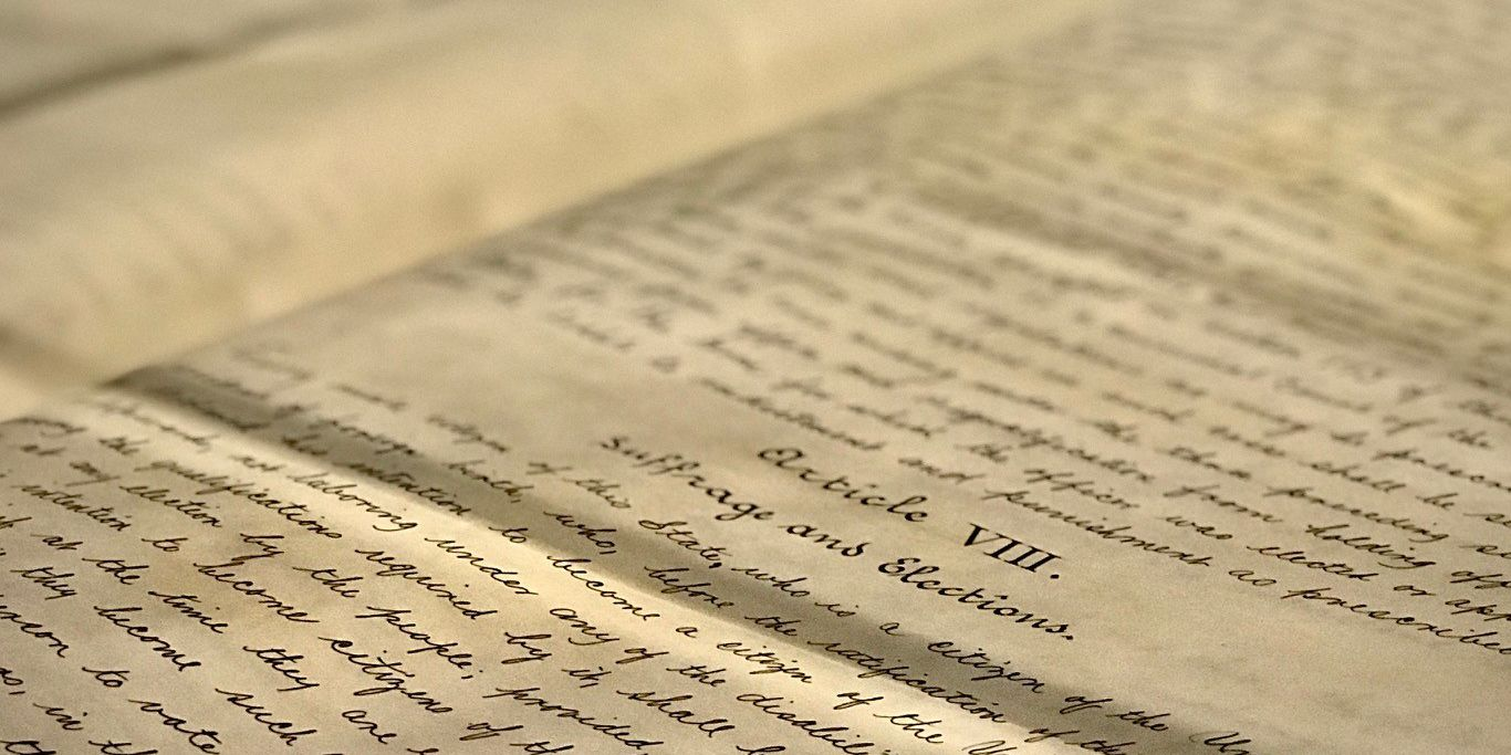 """We The People: Alabama's Defining Documents"" on display"
