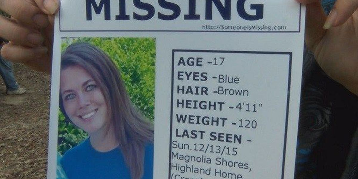 Crenshaw Co. authorities continue search for teen who vanished taking out the trash