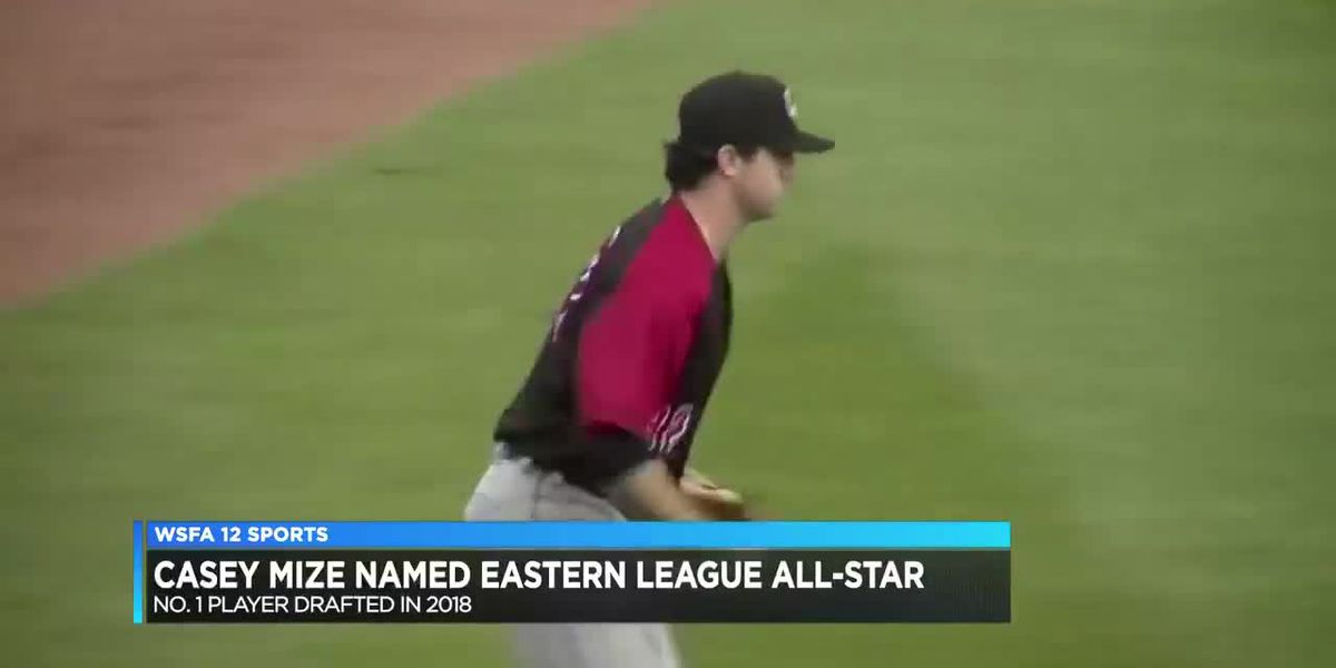 Casey Mize named Eastern League All-Star