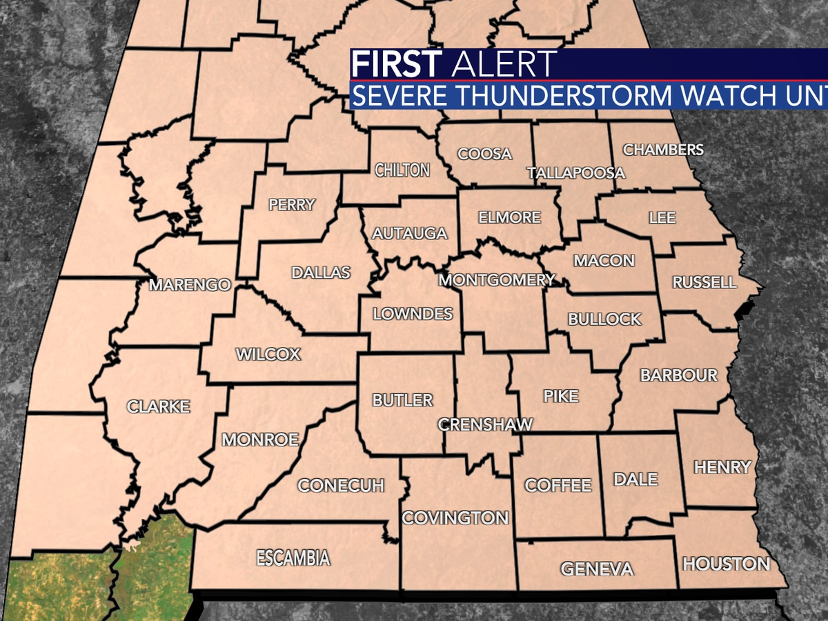 Stormy evening for some - more storms tomorrow