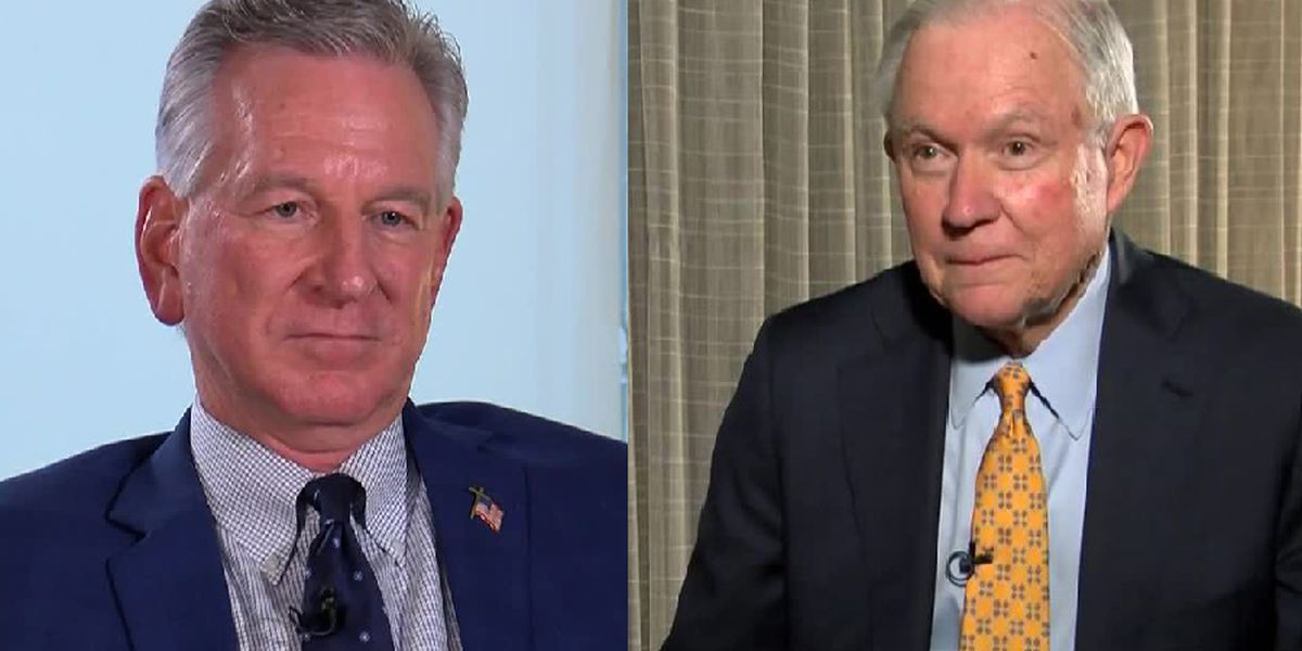 Jeff Sessions challenges Tommy Tuberville to debates; Tuberville says no