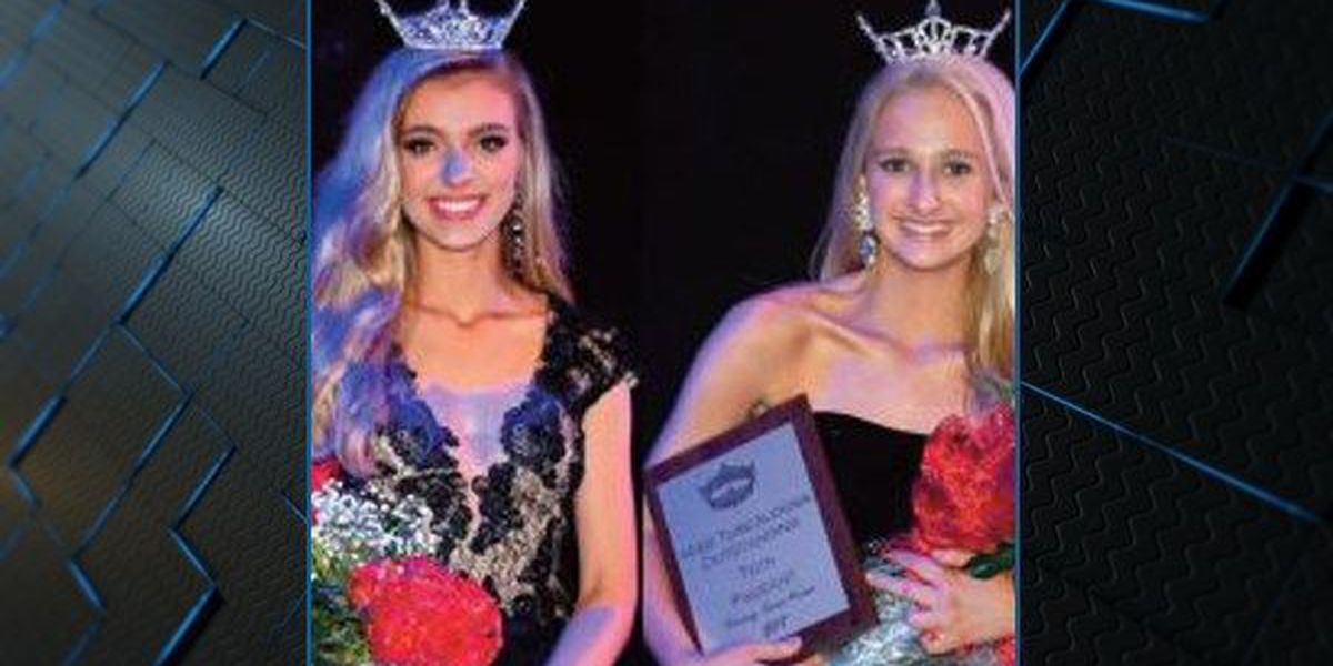 Montgomery high school student crowned Miss Tuscaloosa's Outstanding Teen