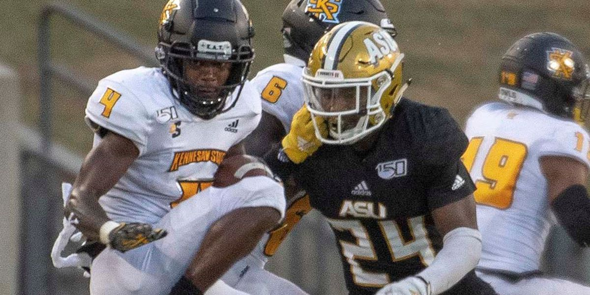 Former ASU DB invited to HBCU combine