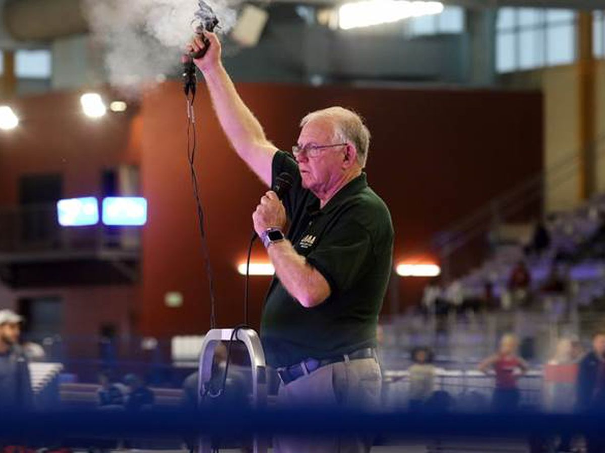 Runners, take your mark: Houston Young's decorated 50-year career on the track