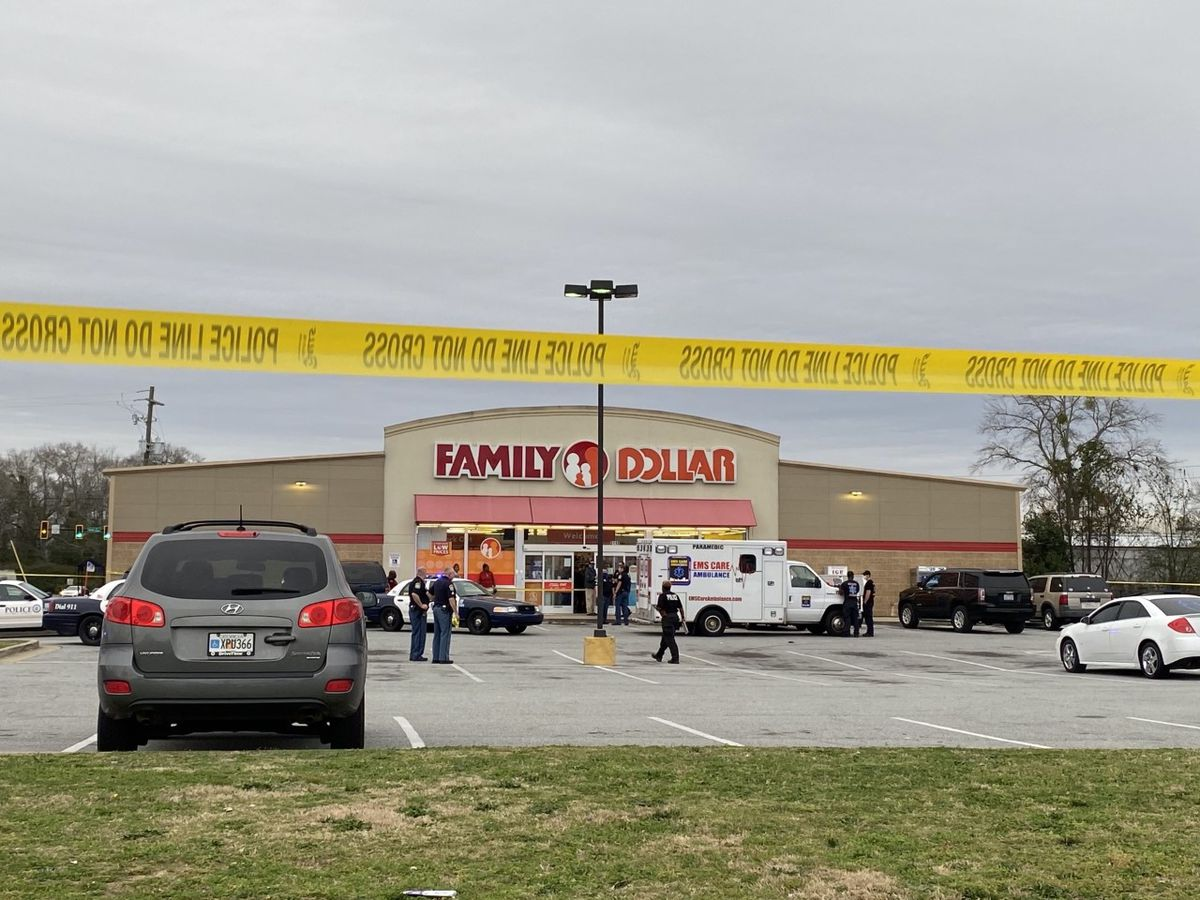 Family Dollar double homicide suspect arrested in Phenix City
