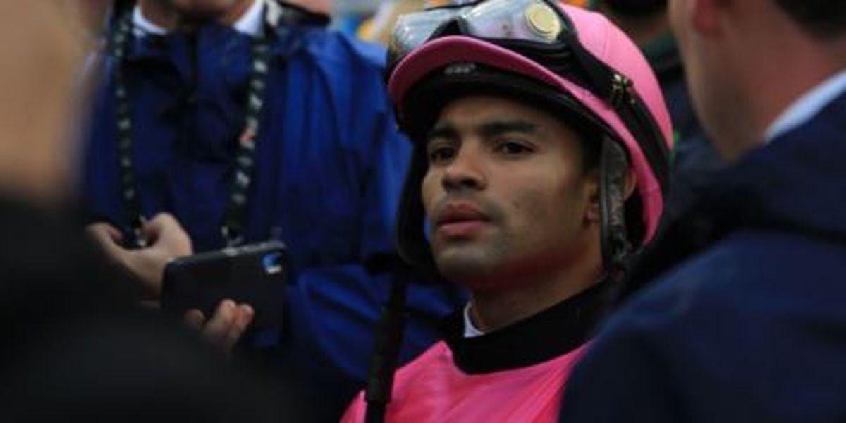 Luis Saez: Maximum Security jockey suspended for 15 race days