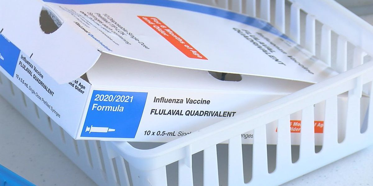 Alabama health leaders continue push for everyone to get a flu shot
