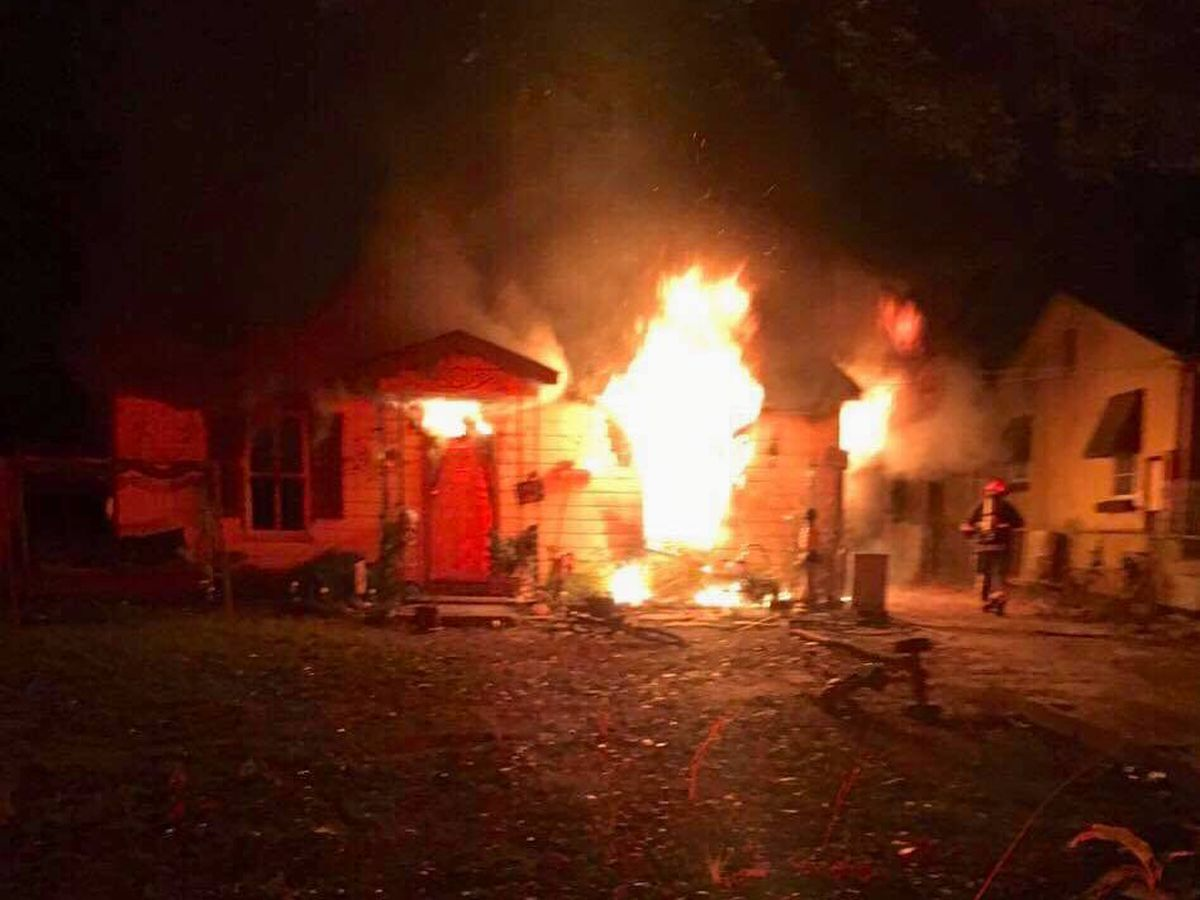 Cause of Montgomery house fire under investigation