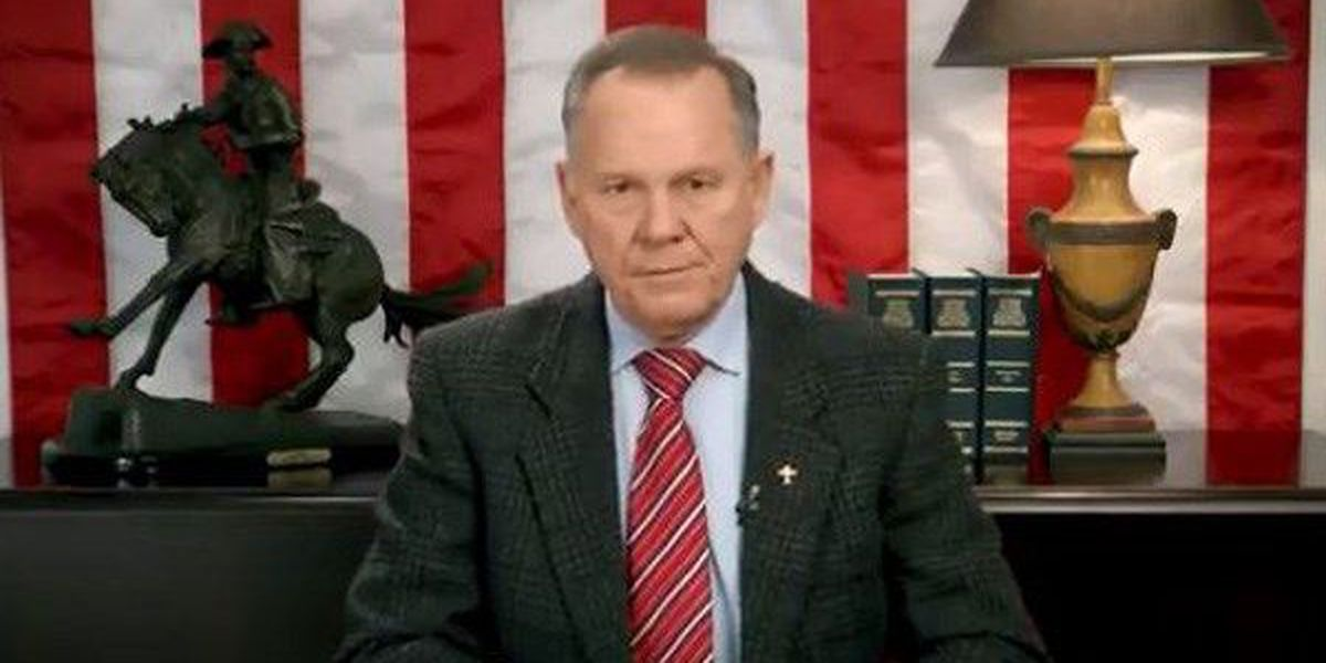 Roy Moore countersues sexual misconduct accuser Leigh Corfman