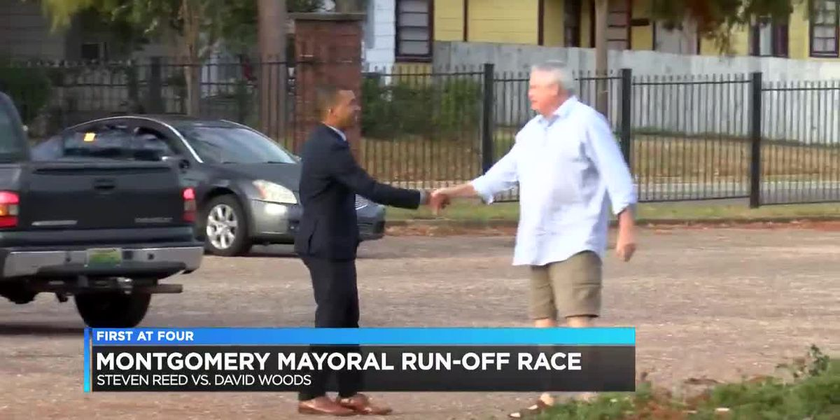 Montgomery Mayoral Run-off: Steven Reed