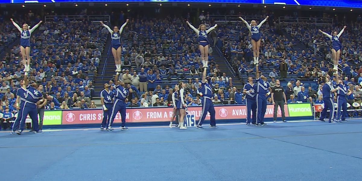 UK cheerleading coaches fired following investigation involving hazing, alcohol use