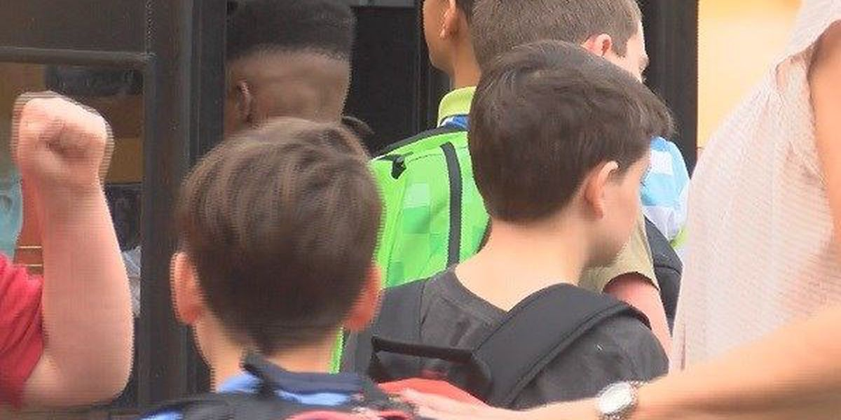 Smooth first day despite construction at South Dale Middle School