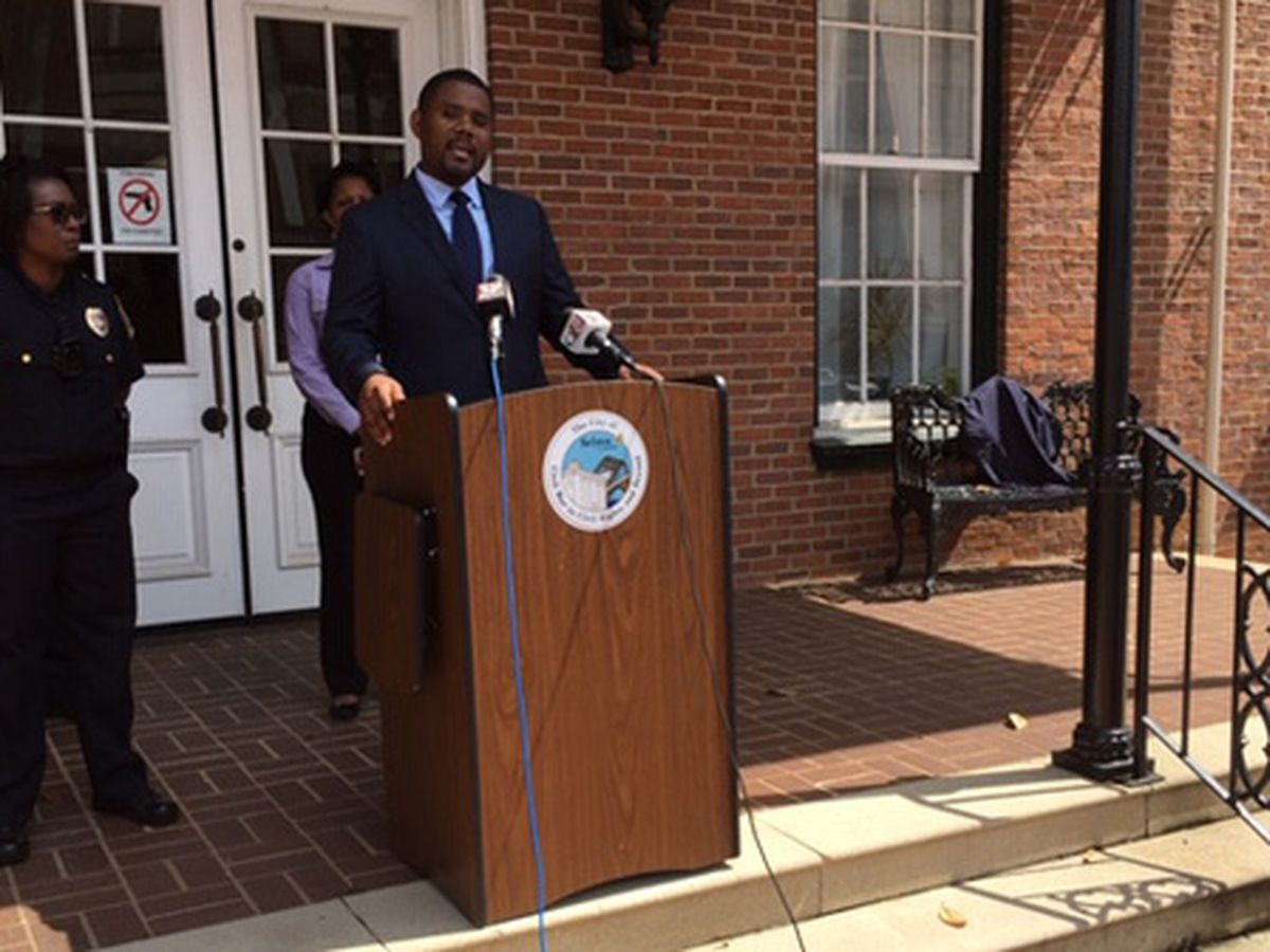 Selma mayor proposes sales tax hike one day after ambush of police officer