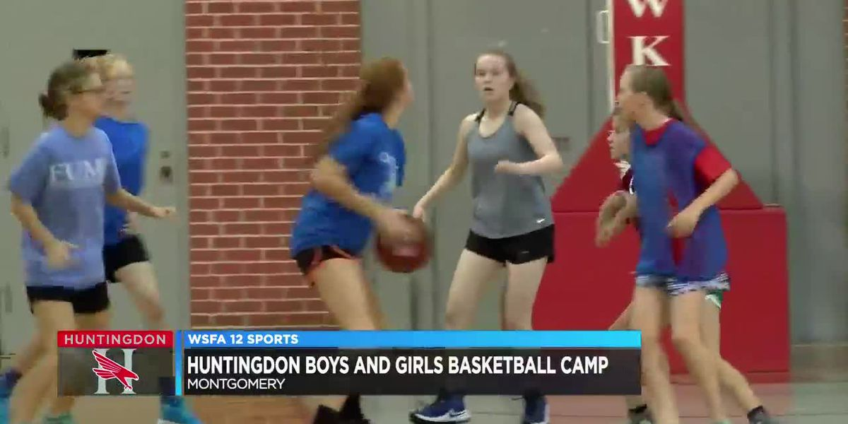 Huntingdon holds annual youth basketball camp