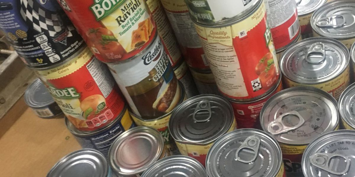Dothan Salvation Army has immediate need for canned goods
