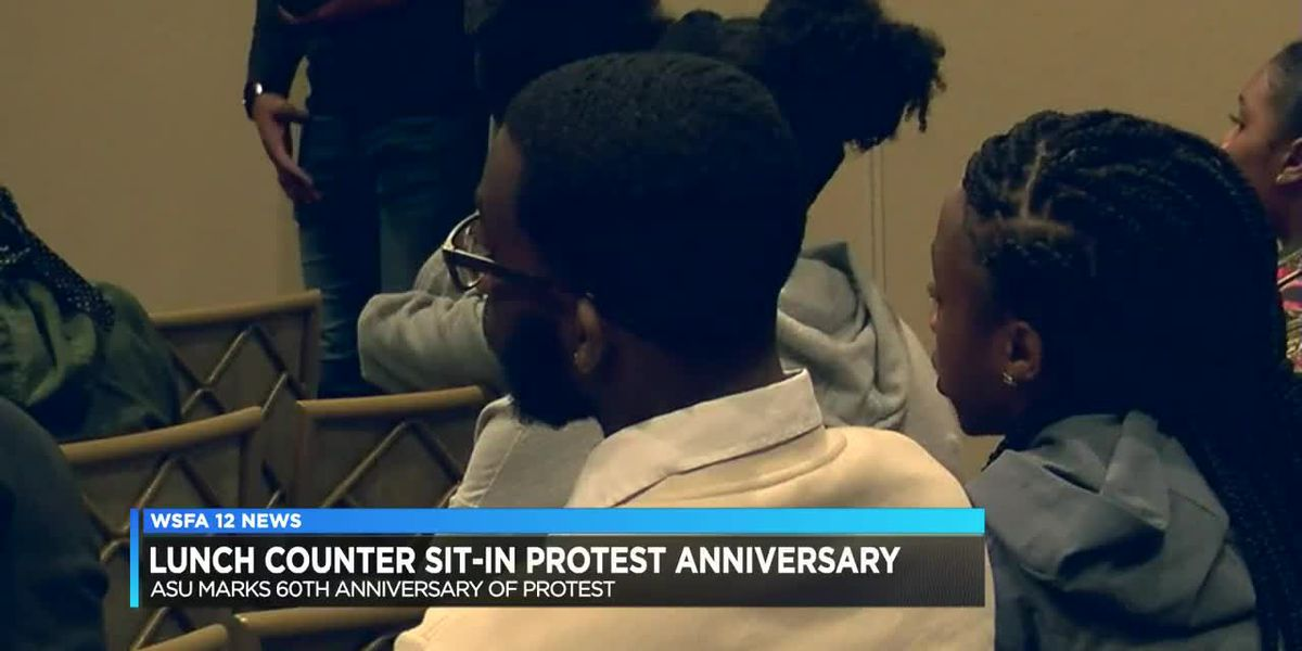 ASU recognizes 60th anniversary of sit-in protest