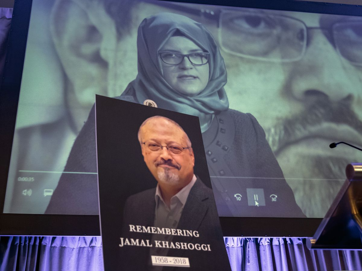 The Latest: Turkey slams Saudi indictments on Khashoggi