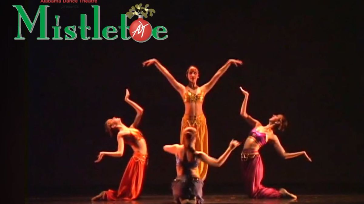 Alabama Dance Theatre to present 'Mistletoe at Home'