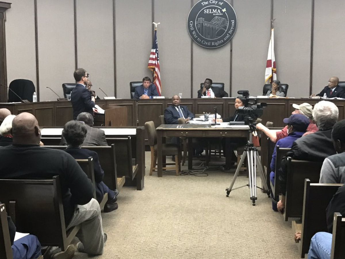 Auditors present findings to Selma city council