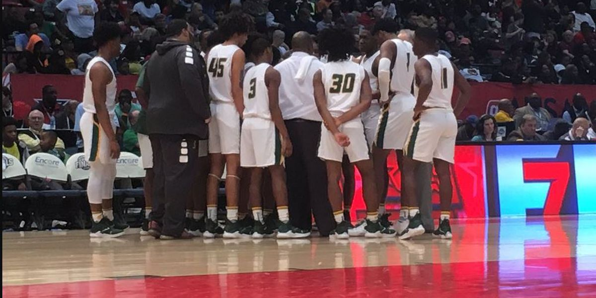 Carver comes up short in Class 6A Boys' State Championship