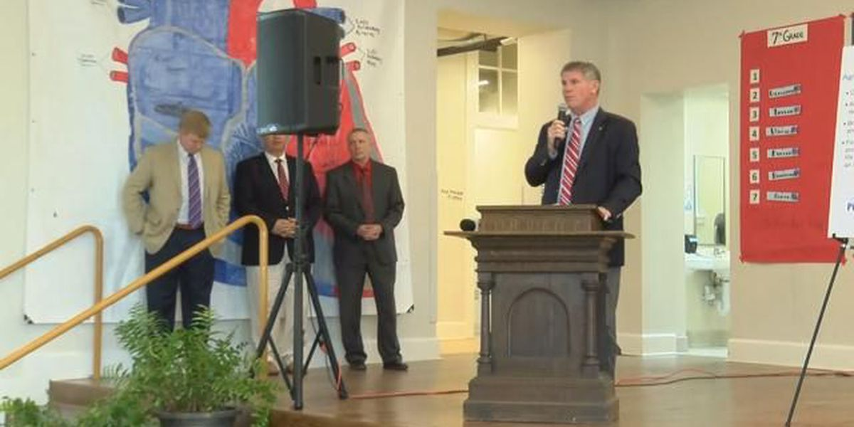 Pike Road announces plans for school system's future