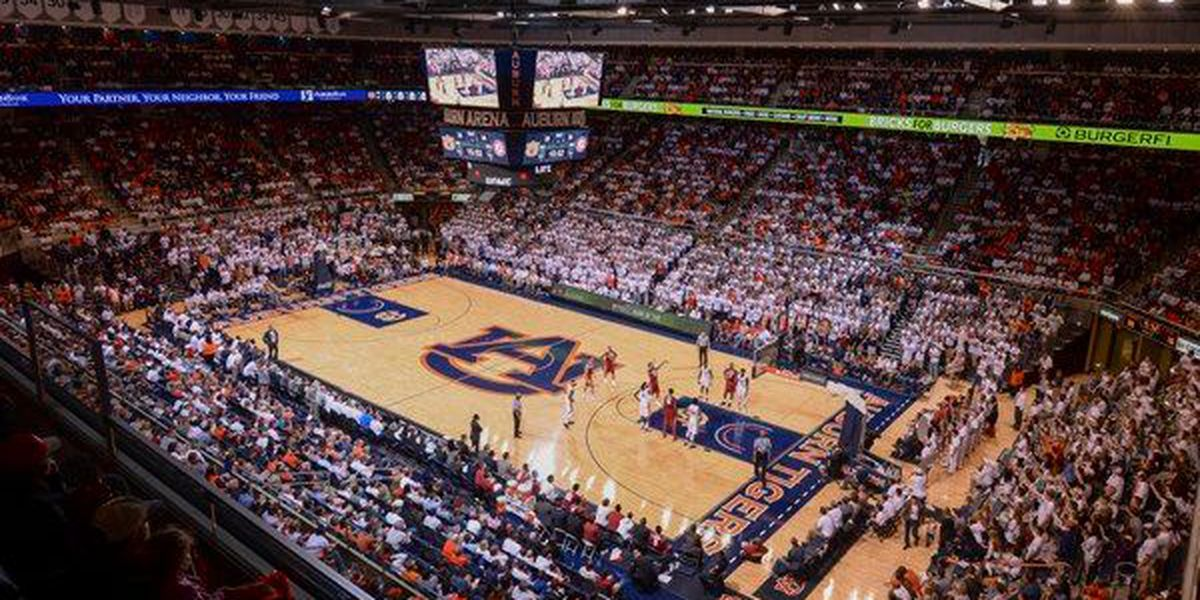 Auburn warning of counterfeit tickets to remaining men's basketball games