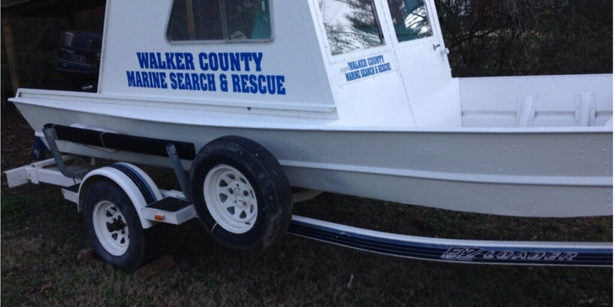 Four boats and equipment stolen from volunteer rescue squad