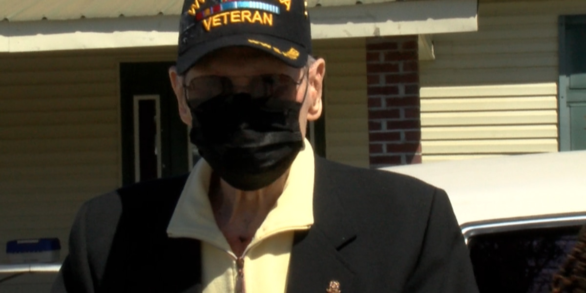 County Road 12: World War II Veteran celebrates 97 years