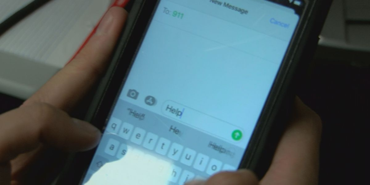 911 texting to be available in Barbour County Feb. 1