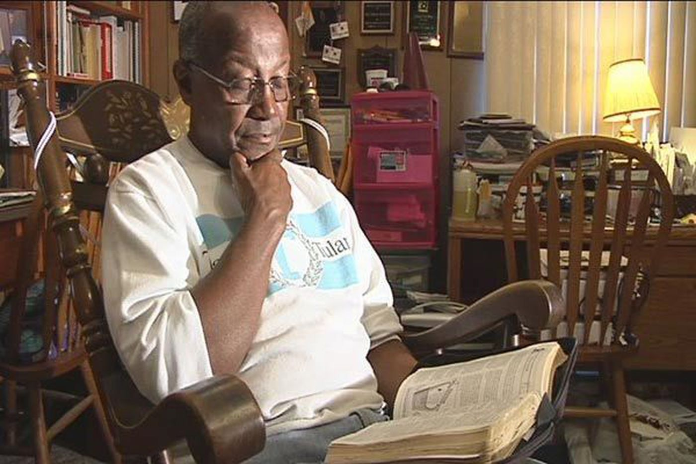 Deacon Nathan Williams, Jr. says he's been with the church for 70 years and this is the biggest scandal it's ever seen. (Source: WSFA 12 News)