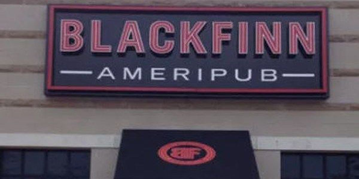 Blackfinn Ameripub in EastChase abruptly closes