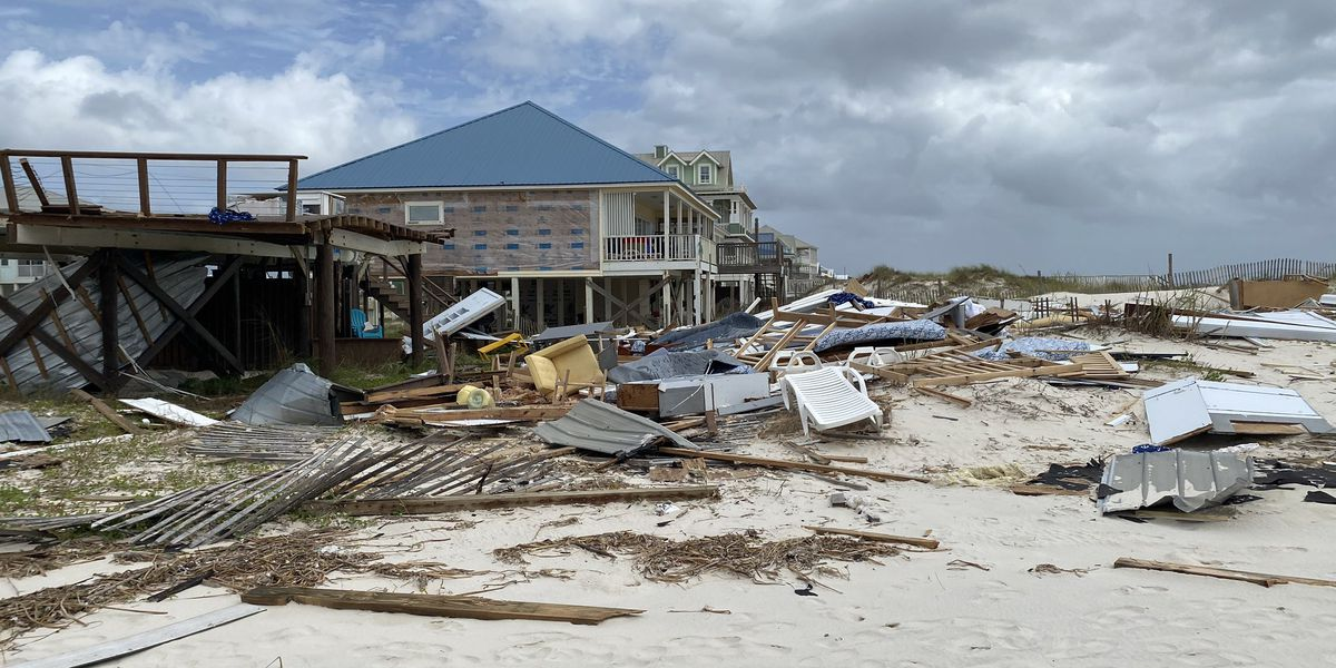 Coast sees recovery, resilience in the wake of Hurricane Sally
