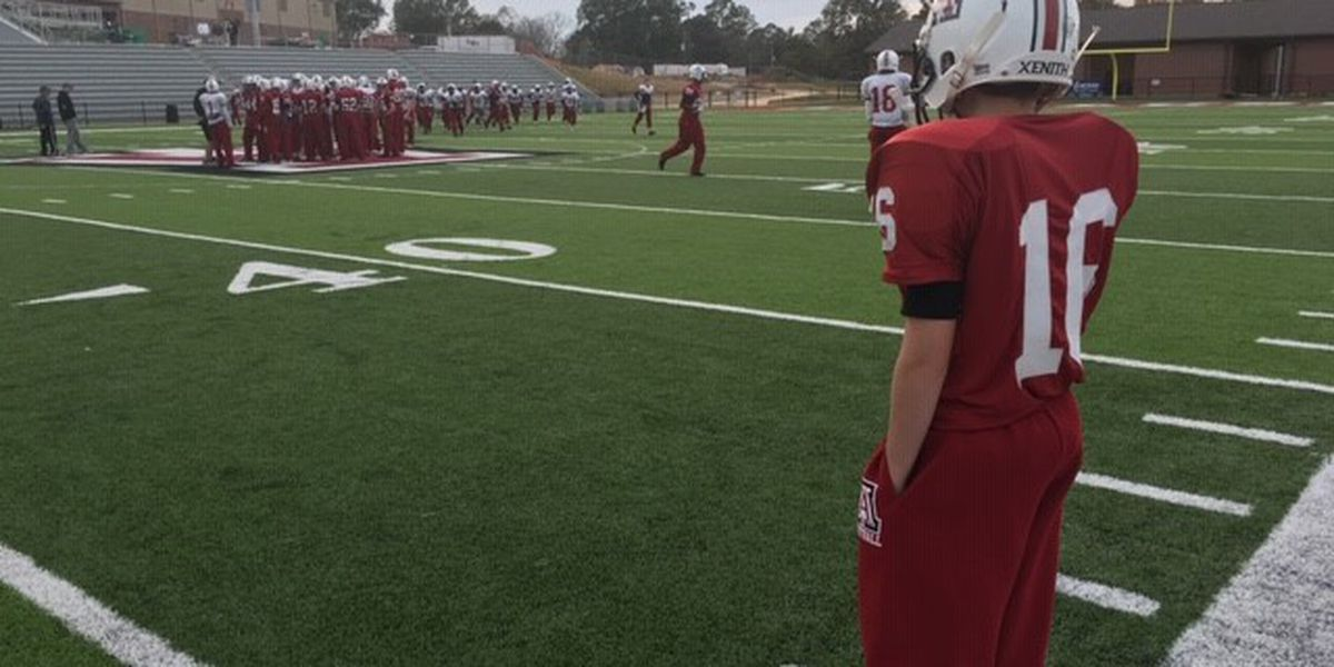 Andalusia looks to reach first title game since 1977