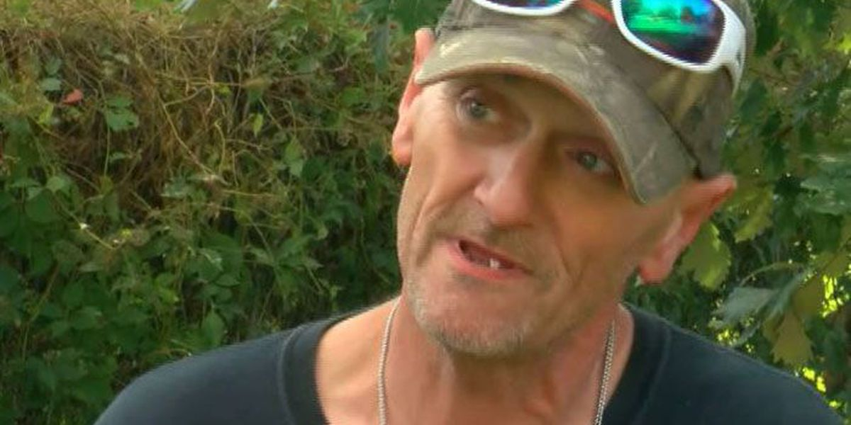 Man dubbed 'homeless hero' saves woman who jumped off bridge
