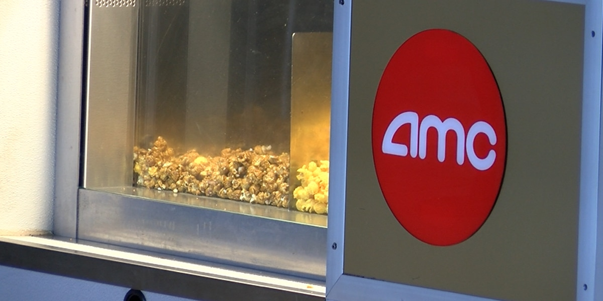 Montgomery AMC theater welcomes guests after monthslong closure