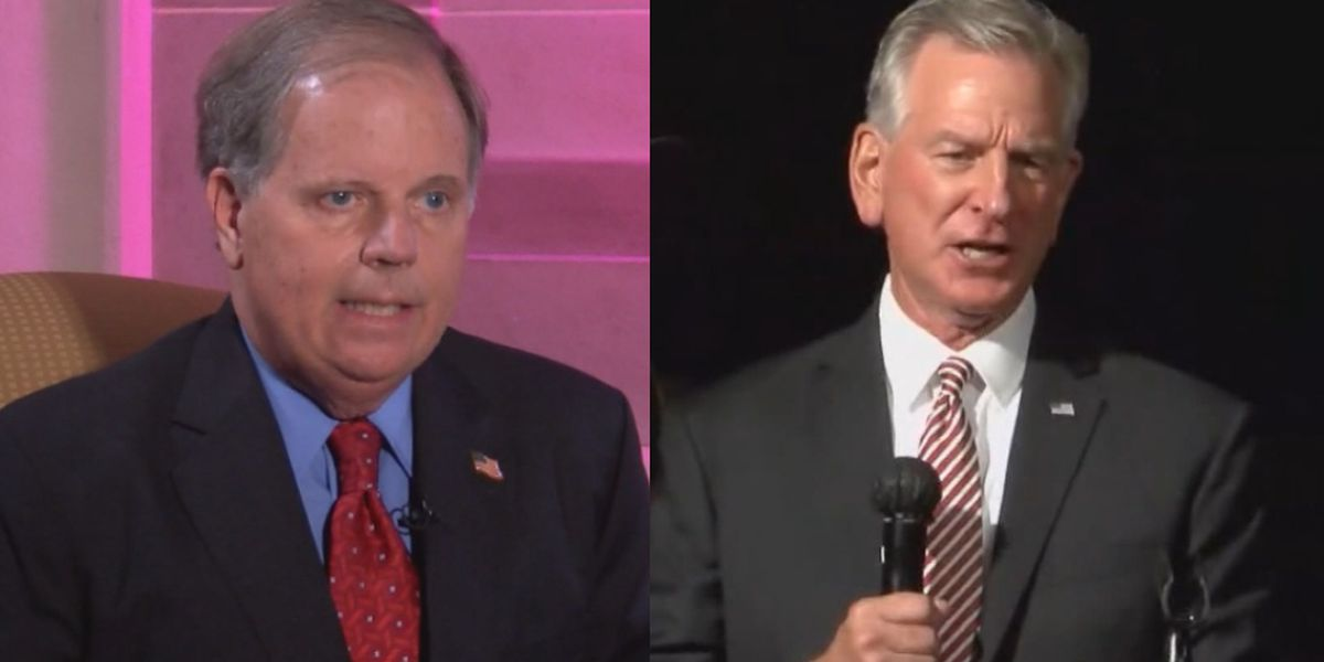 Alabamians to vote in U.S. Senate race