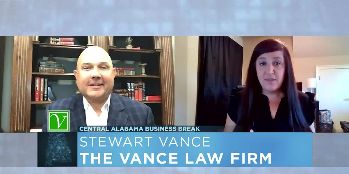 Central Alabama Business Break- The Vance Law Firm