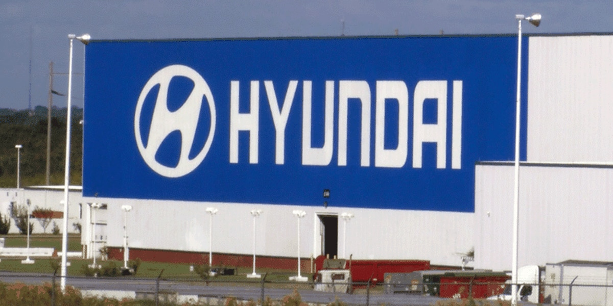 Hyundai plant stops production after employee tests positive for coronavirus