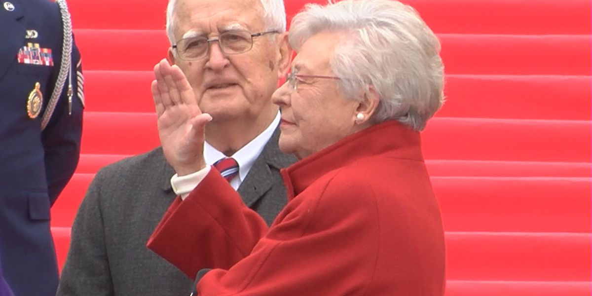 Governor Ivey facing major issues during first full term