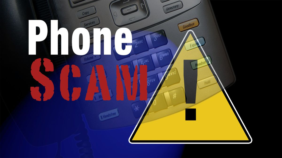 ALEA warning the public of phone scam
