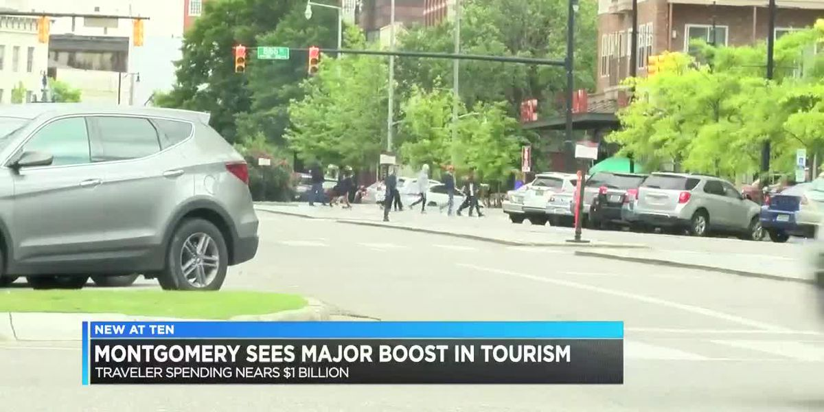 Montgomery sees major boost in tourism from 2018-19