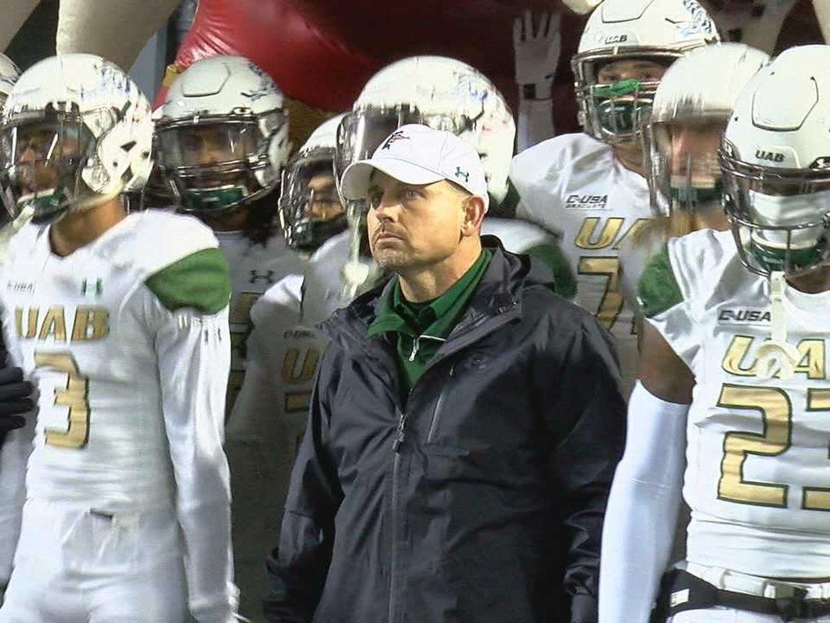 UAB clinches C-USA West title with overtime win