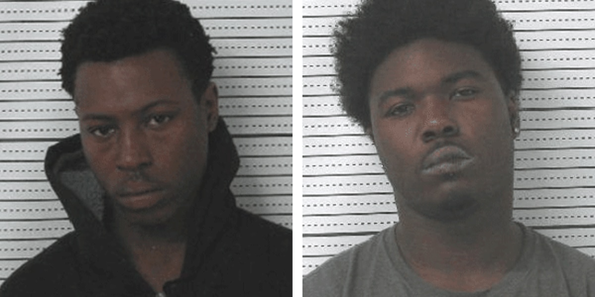 2 arrested, third sought after violent crime spree ends in Selma