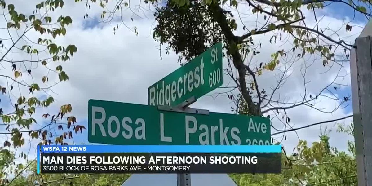 Victim dies after Rosa Parks Avenue shooting