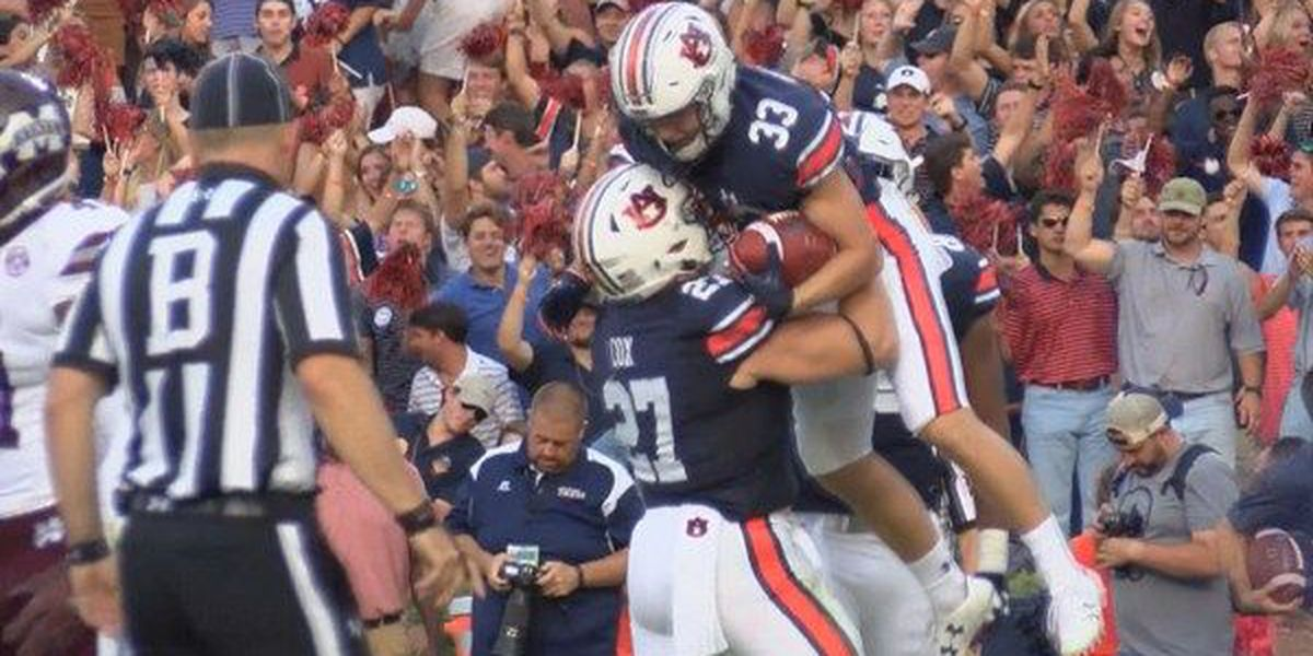 Auburn not taking upcoming game against Ole Miss lightly