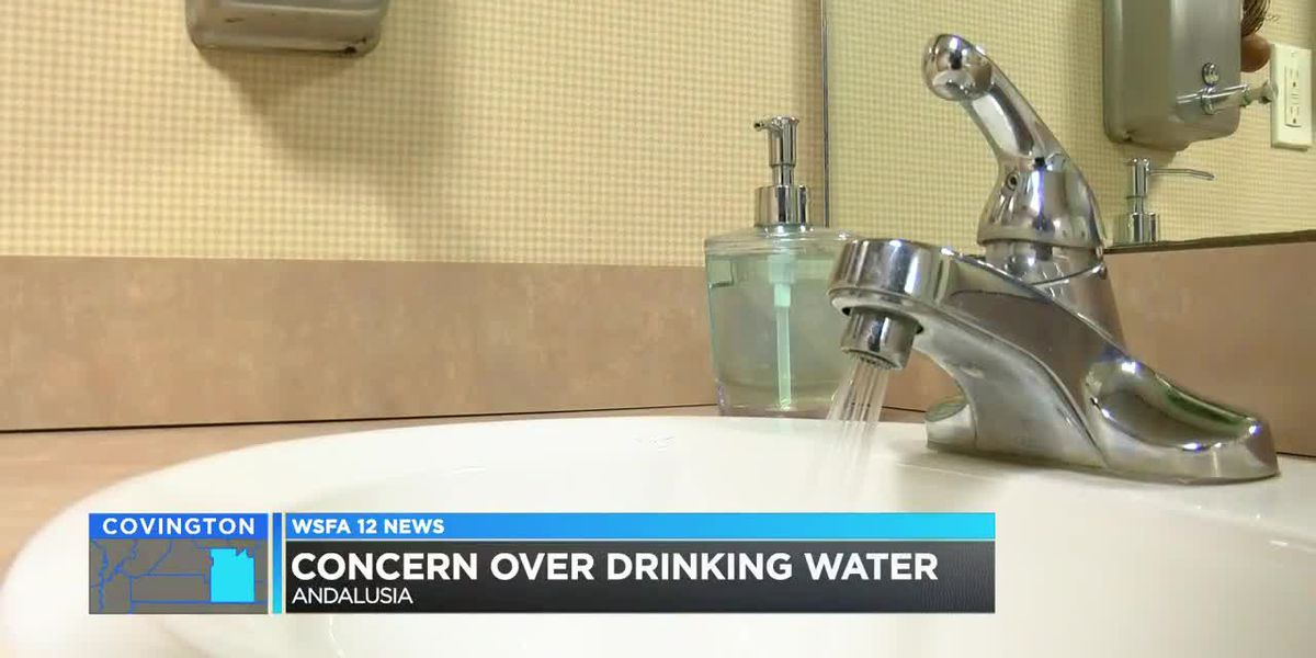 Andalusia residents suspicious over water testing claims