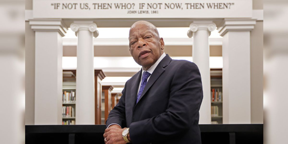 Alabama U.S. delegation wants highway from Selma to Montgomery named after John Lewis
