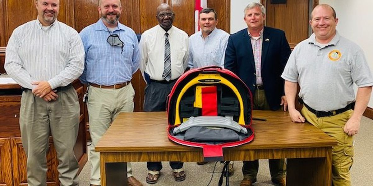 12 CPR machines headed to Autauga County VFDs, jail