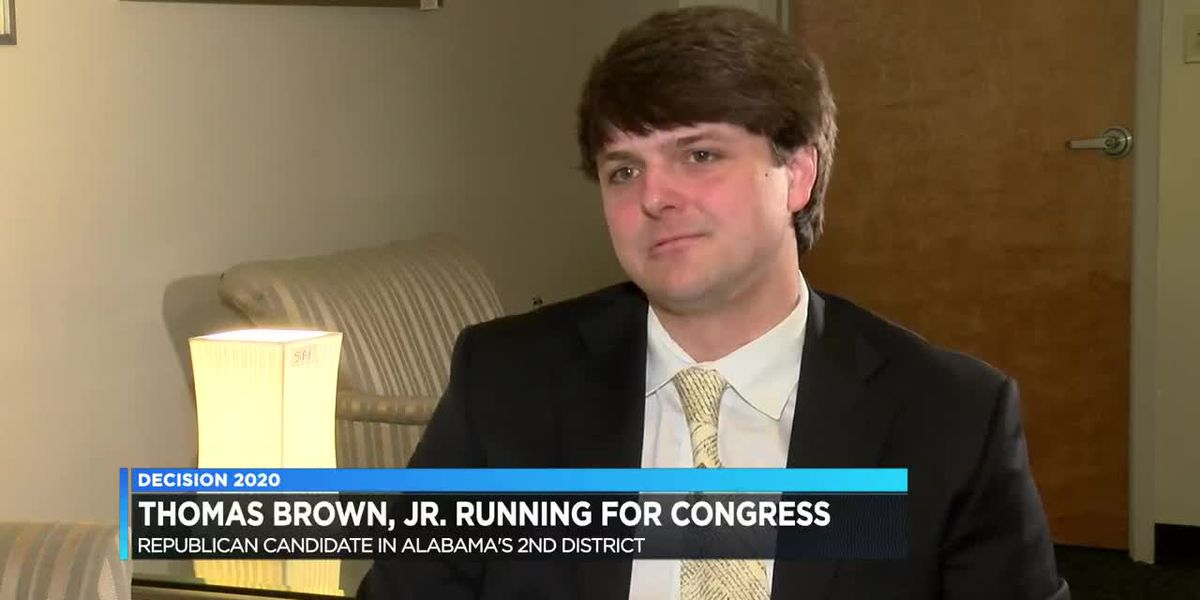 Candidate Profile: Thomas Brown Jr. offers solutions for 2nd Congressional District